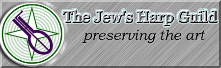 Jew's Harp Guild Homepage